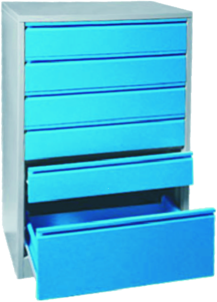 Металлический шкаф ТЕ-1-2-008.00