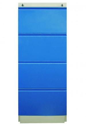 Металлический шкаф ТЕ-1-2-007.01