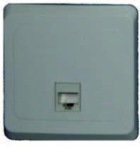 Розетка компьютерная (КОМС-001)