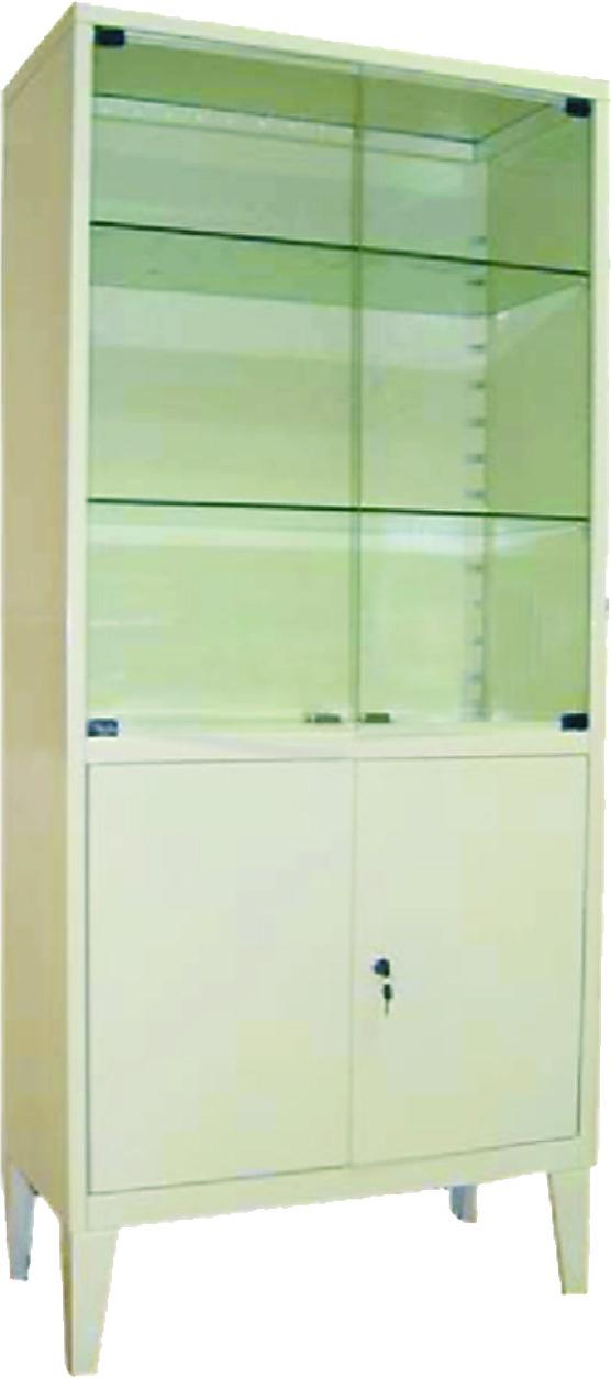 Шкаф металлический (ТЕ-1-2-005.01)