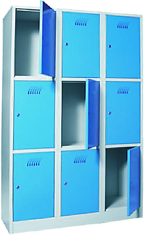 Шкаф металлический (ТЕ-1-3-014.00)