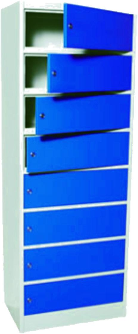 Шкаф металлический для документов (ТЕ-1-2-011.00)