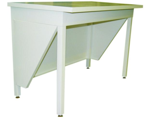 Стол металлический (ТЕ-1-4-026.00)