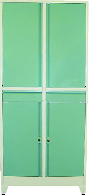 Шкаф металлический (ТЕ-1-3-019.00)