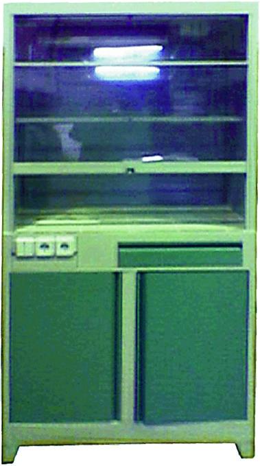 Шкаф металлический (ТЕ-1-3-020.00)