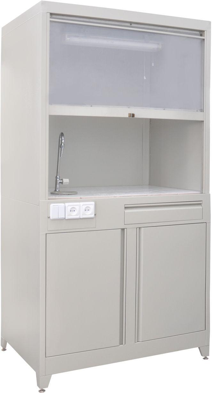 Стол металлический (ТЕ-1-4-028.00)
