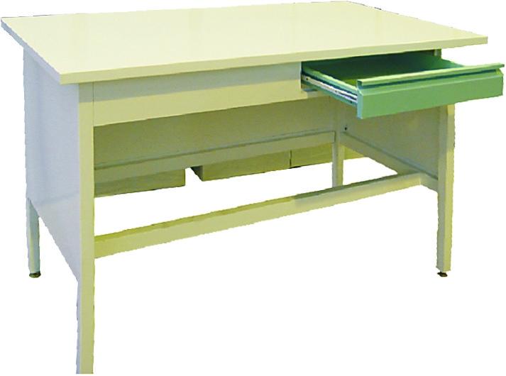 Стол металлический (ТЕ-1-4-027.02)
