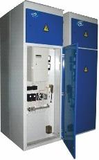 Шкаф комплектных распределительных устройств наружной установки с пунктом учета (КРН-ПУ)