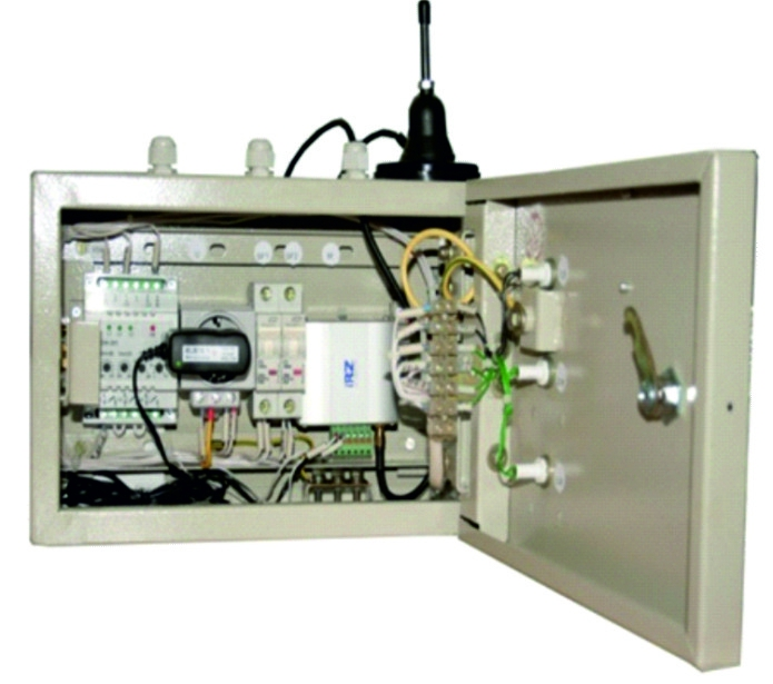 Коробка питания и передачи данных (КППД)