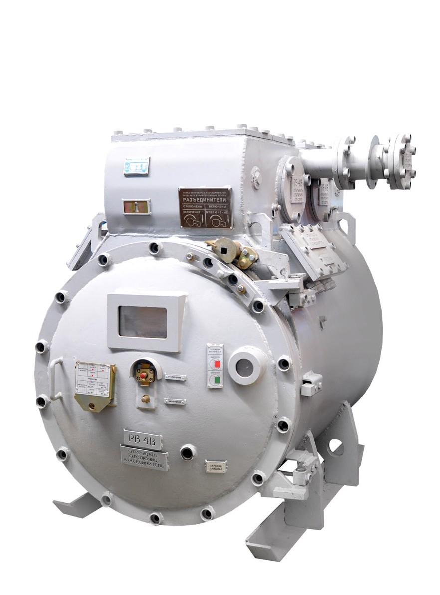 Комплектные распределительные устройства взрывобезопасные (КРУВ)
