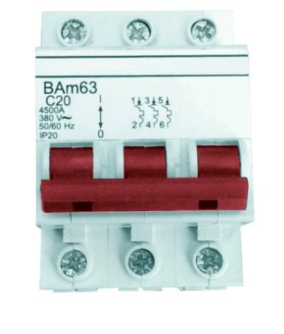 Выключатели автоматические (BAm и BA-6)