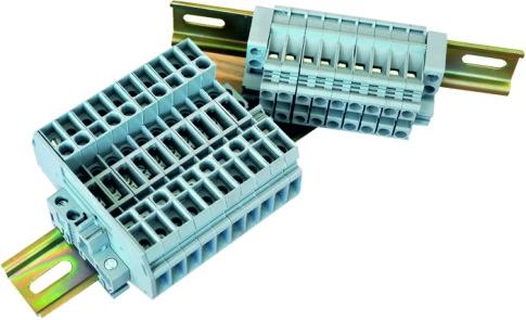 Зажимы наборные (ЗН, ЗН-24, 3H-DIN)
